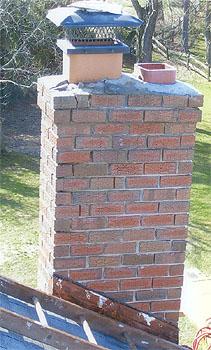 Chimneys Repaired Waterproofing Rebuilding Chimneys